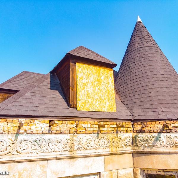 Grey Stone - Roof 1