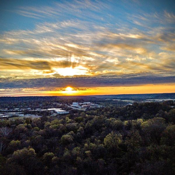 Sunrise Cincy