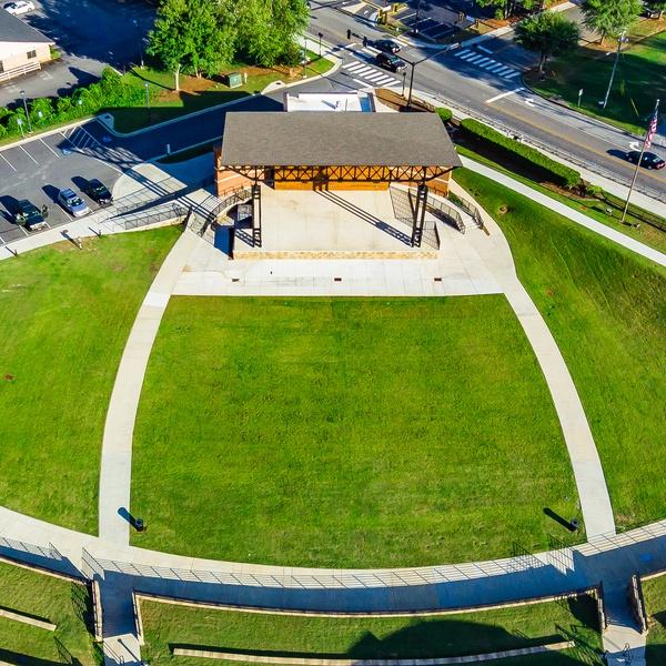 Amphitheater!