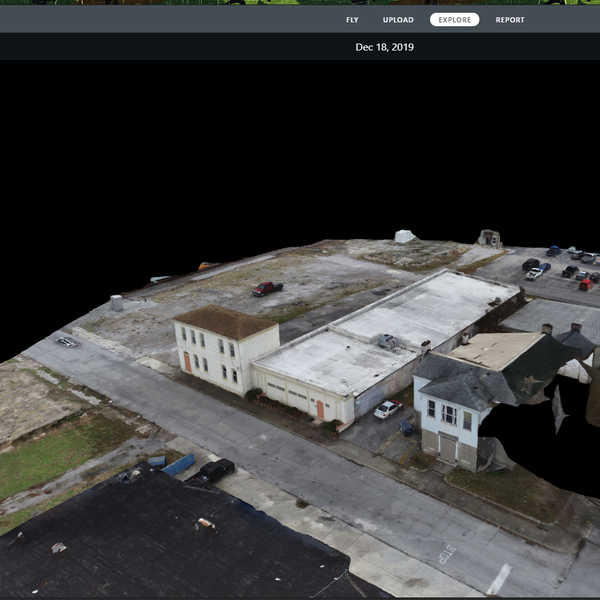 To Be Demolished - Interactive (Oblique Imagery)
