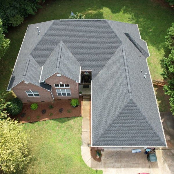New roof image