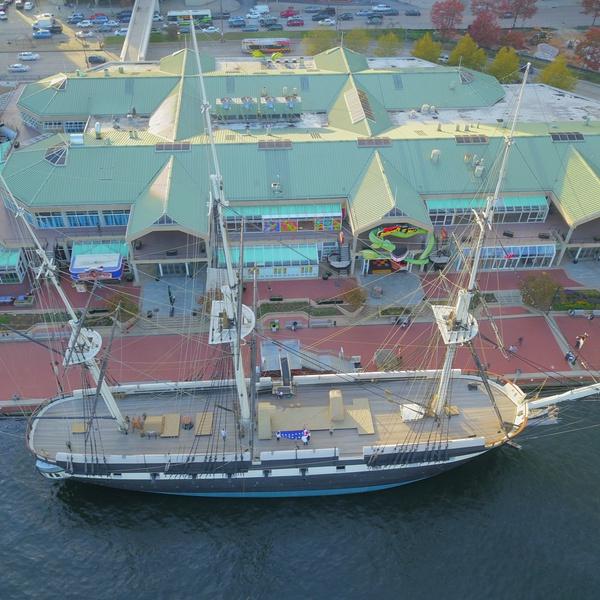 USS Constellation, Baltimore Harbor, MD