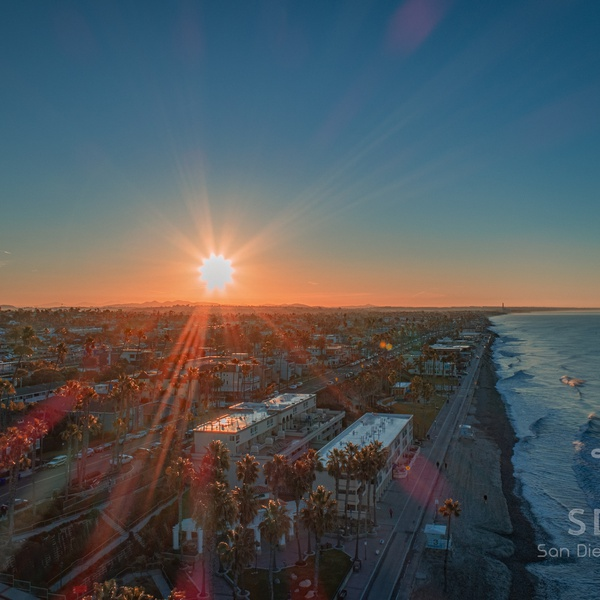 Beach City Sunrise