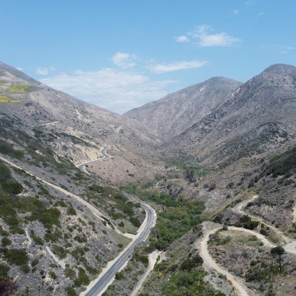La Conchita Mountains