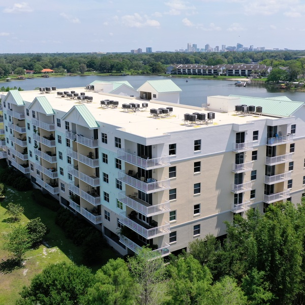 Residential Building (100' AGL) - 2