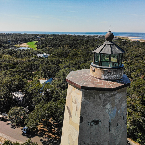 lighthouse inspection