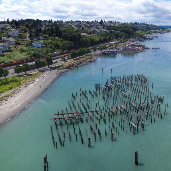 Ruston Way, Tacoma
