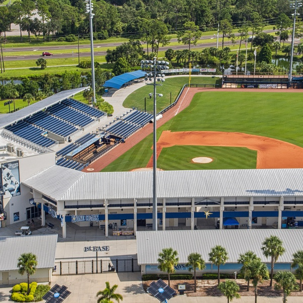 Tampa Bay Rays Spring Training Site