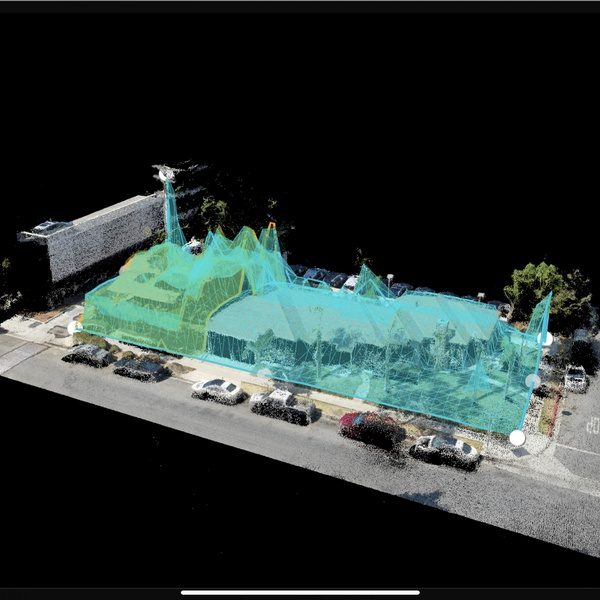 3D MAPPING DRONE DEPLOY INTERFACE