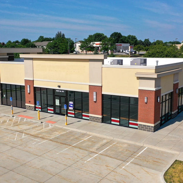 Commercial Real Estate - Drone Photography
