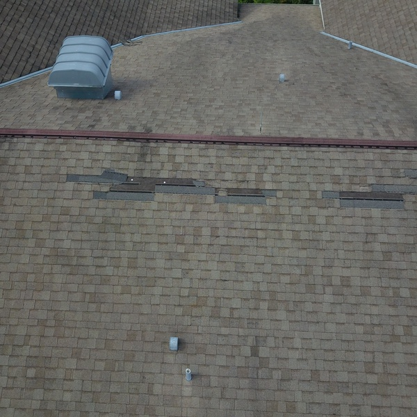 T1 Drone Services Roof