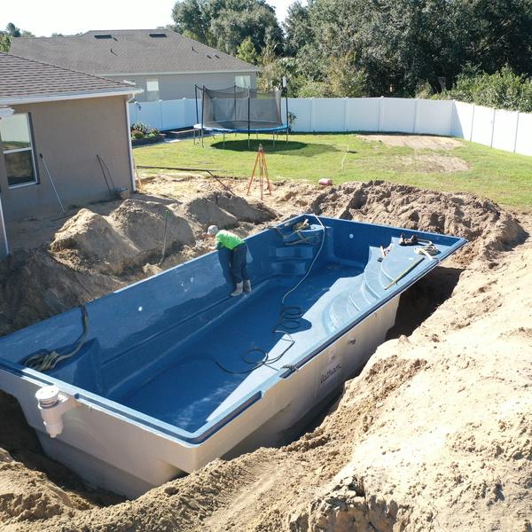 Pool Construction 14