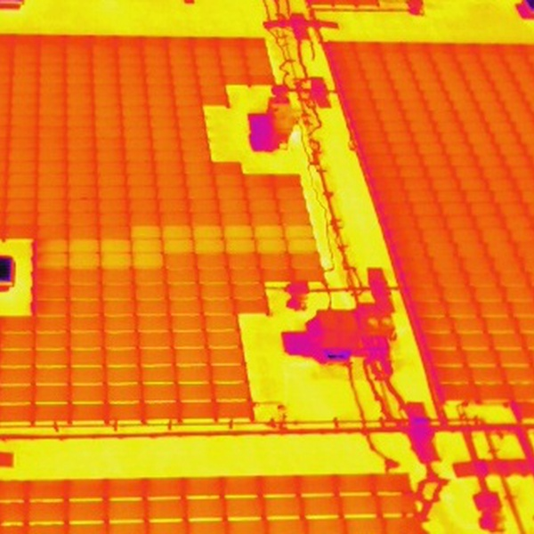 Thermal Solar Panel Inspection