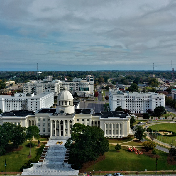 Alabama State Capitol 3