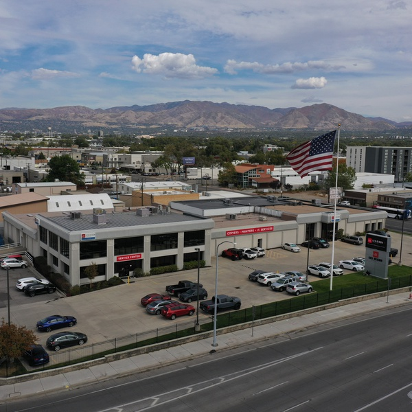 Les Olson Company Salt Lake City Office