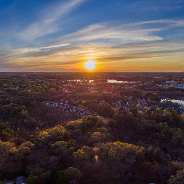 Peabody Sunset