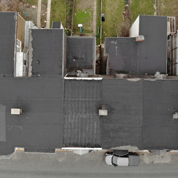 Photos of Roof Inspection taken on residence in York, Pa.