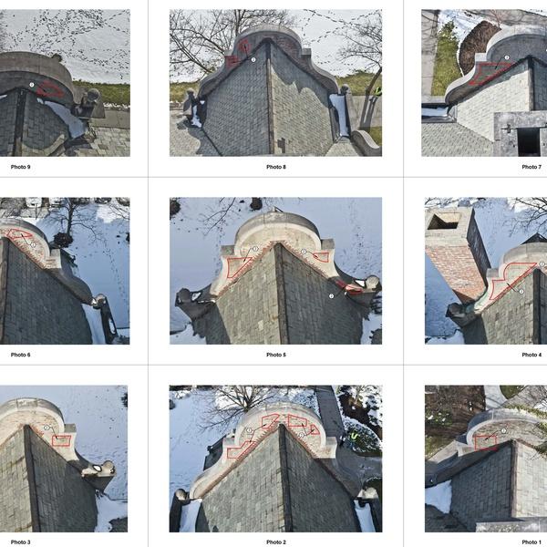 Dormer Roof Inspection