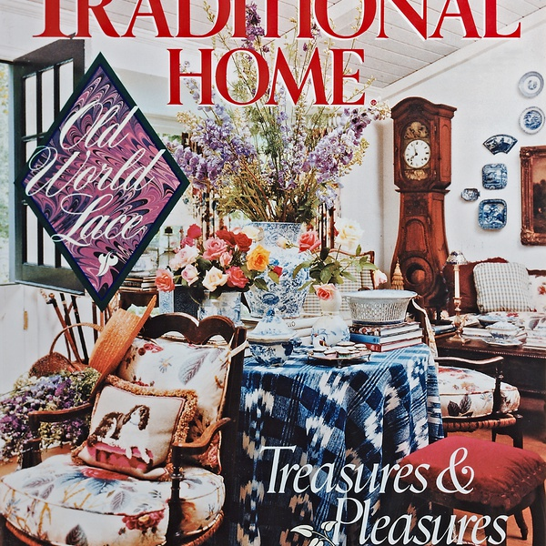 Traditional Home cover