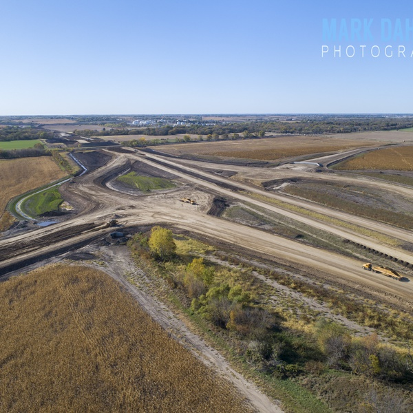 South Beltway Highway Construction, Lincoln, Nebraska