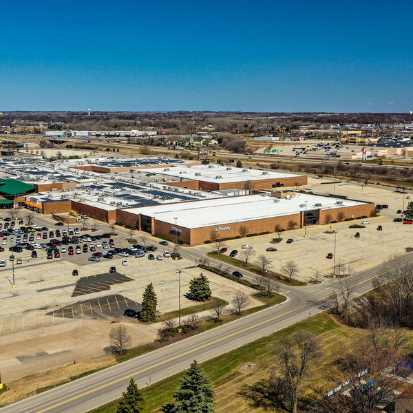 Commercial Real Estate Drone Images
