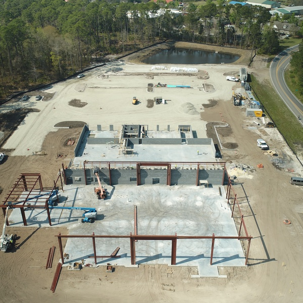 Progress of Construction