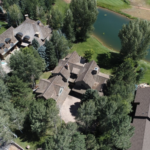 Golf Course House