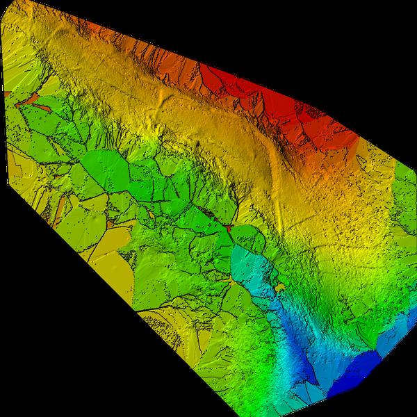 DSM Landslide
