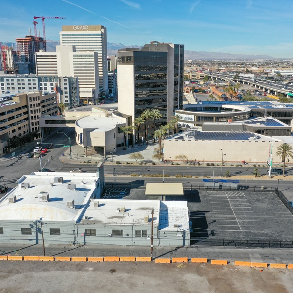 Zappos Downtown LV Property For Sale