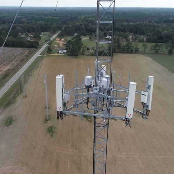 CT Antenna array