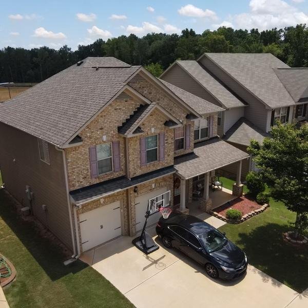 Real Estate - Up Close Left Front