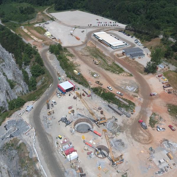 Atlanta Watershed Management Project, Atlanta, GA.