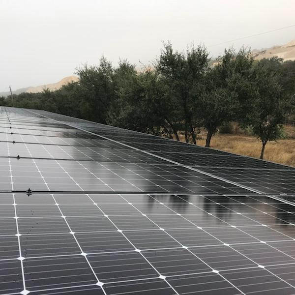 JA Ranch Solar