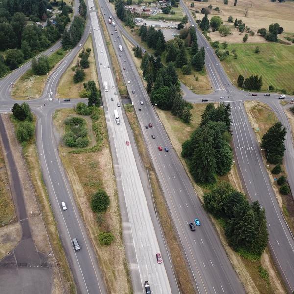 Interchange Corridor - County