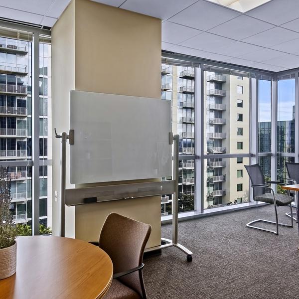 Your Office, Interior Corner Office