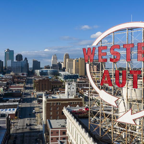 Western Auto, Kansas City MO