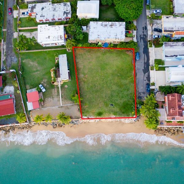 Oceanfront Lot