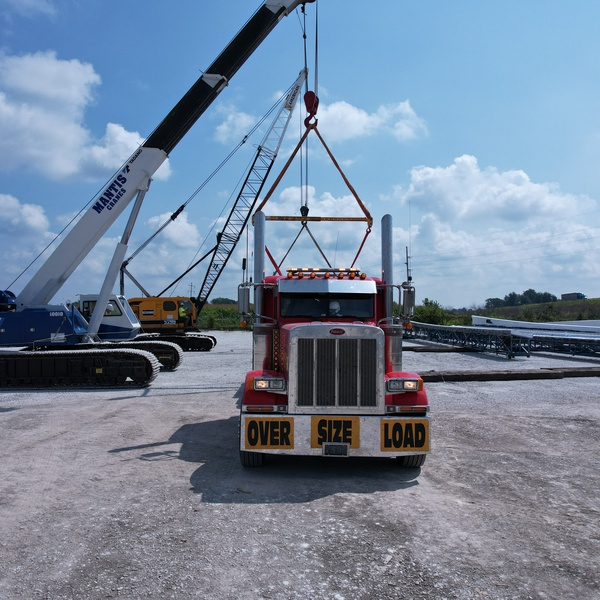 Roll On 18-Wheeler (Logisticus Project)
