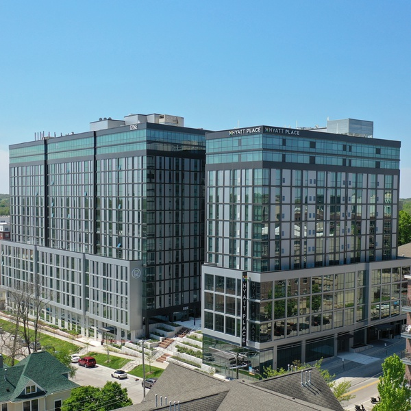 Commercial real estate (client: Hyatt Hotels)