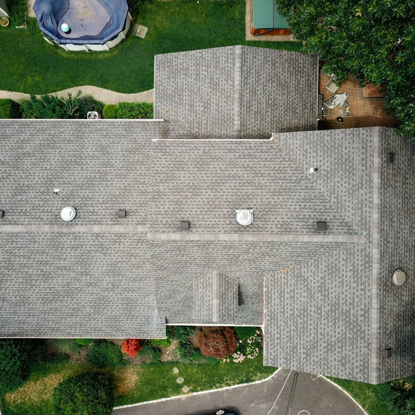 Roof Inspection (Top-Down)