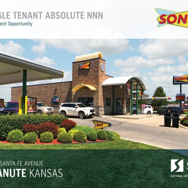 Sonic - Chanute, KS (Sign/Entrance)