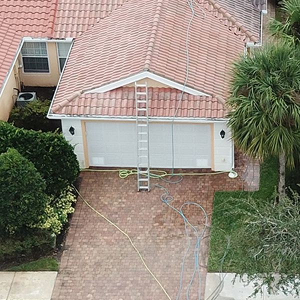 Promotional aerial photo for clients website.
