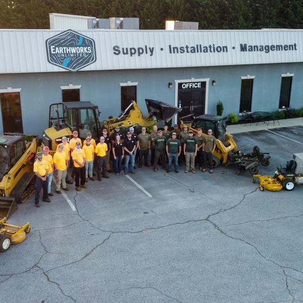 Earthworks LLC, Employee Picture