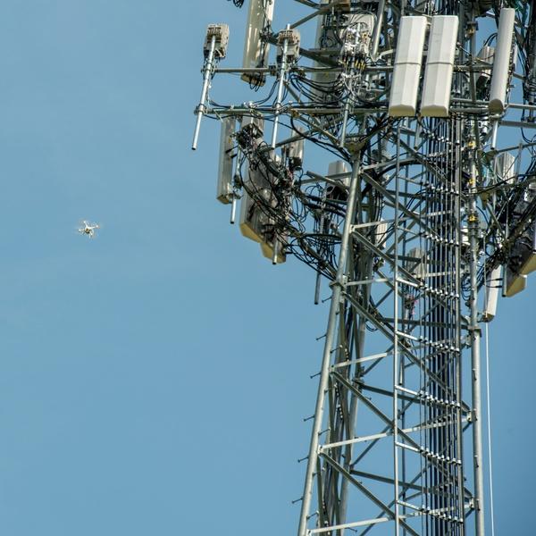 Cell Tower UAV