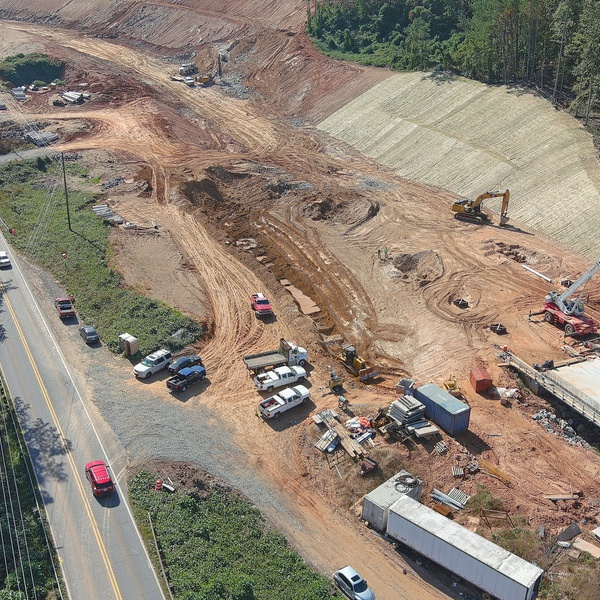 Construction Site Imaging