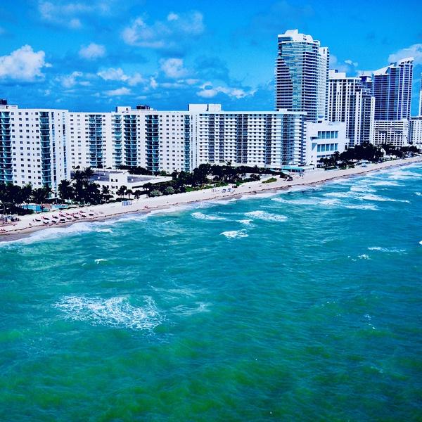 Hallandale Beach, FT. Lauderdale