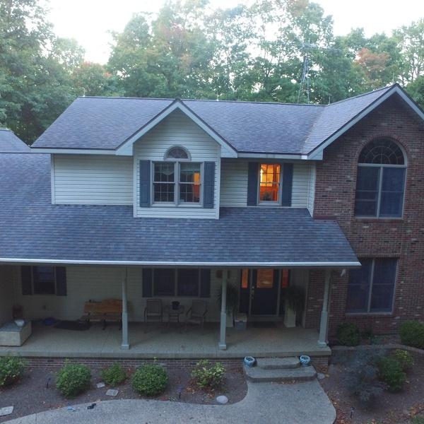 Aerial Home Photo