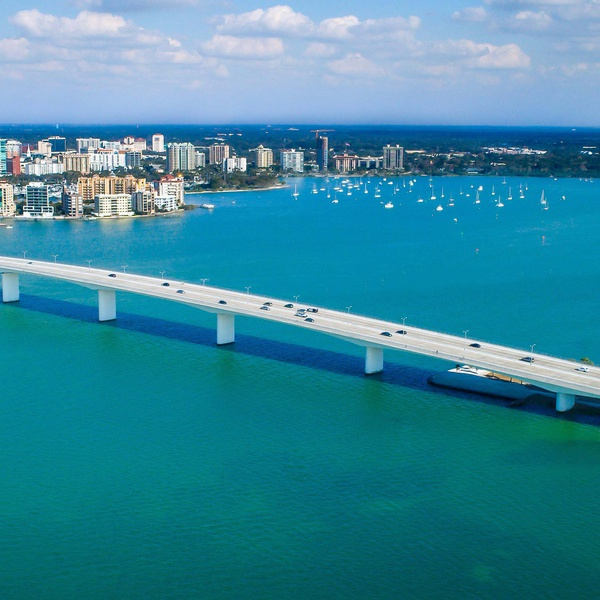 Ringling Bridge Sarasota