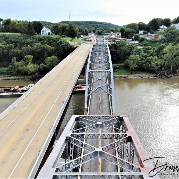 Bridge Construction Project Louisiana MO