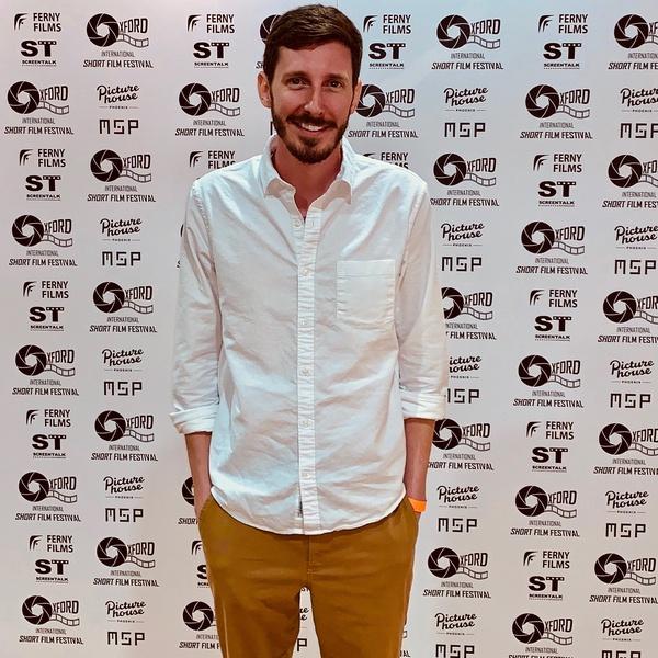 At the Oxford International Short Film Festival